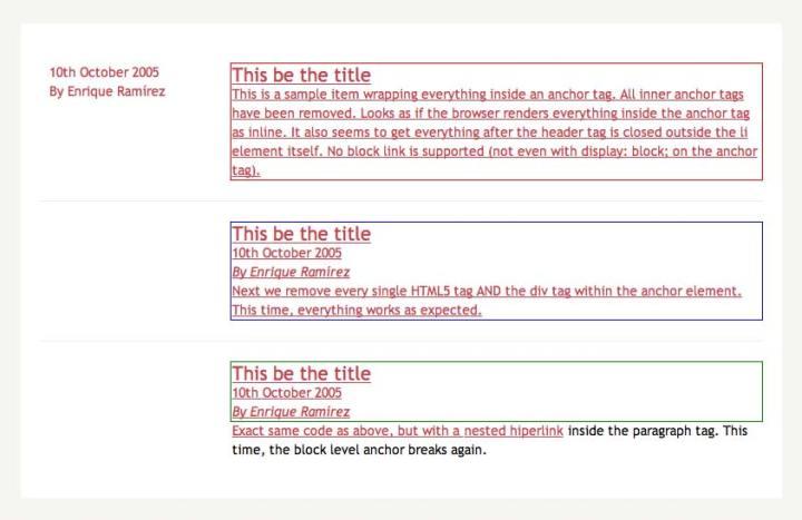 HTML5+CSS3 Opera