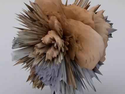 абстракция, 3D, дизайн